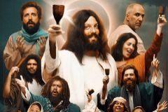 Cartel promocional de 'La primera tentación de Cristo'.