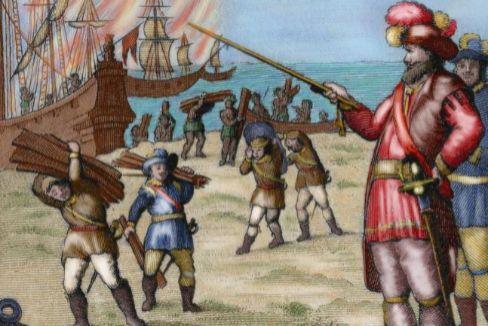 """""""Hernán Cortés no provocó ningún genocidio, lo que hubo fue un colapso por la invasión bacteriana"""""""