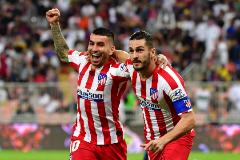 El Atlético de Madrid tumba al Barcelona y convierte Yeda en Anfield