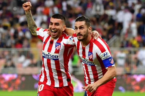 El Atlético tumba al Barça y convierte Yeda en Anfield