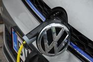 Punto de recarga para coches eléctricos