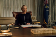 Robin Wright, en 'House of Cards'.