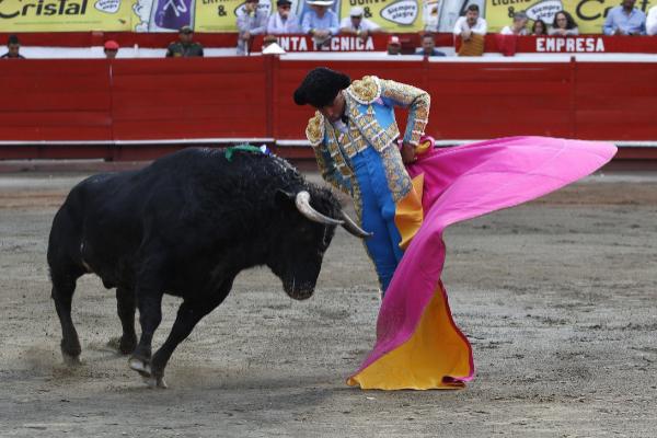 AME796. MANIZALES (COLOMBIA), 10/01/2020.- El torero colombiano Luis...