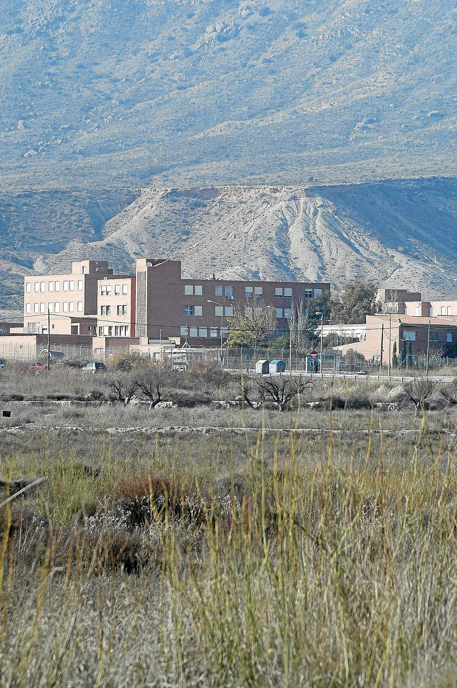 Centro Penitenciario de Fontcalent (Alicante).