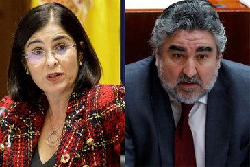 Carolina Darias, Política Territorial y José Manuel Rodríguez Uribes, Cultura y Deporte