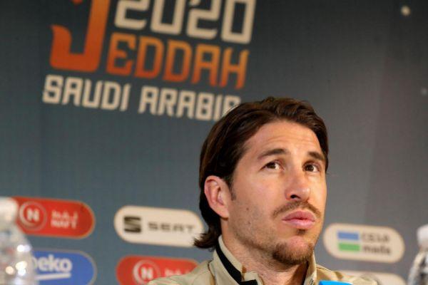 GRAF247. YEDA (ARABIA SAUDÍ).- El capitán del Real Madrid Sergio...