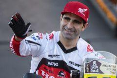 Muere el piloto de motos portugués Paulo Gonçalves en un accidente en el Dakar