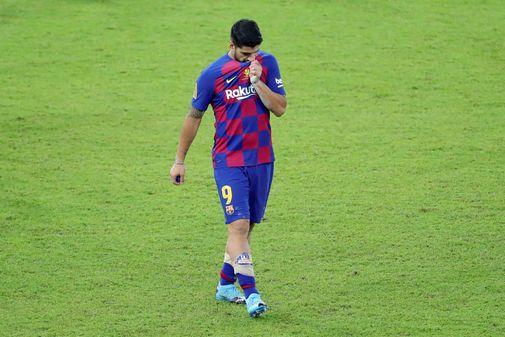 GRAF9768. YEDA (ARABIA SAUDÍ).- El delantero uruguayo del FC...