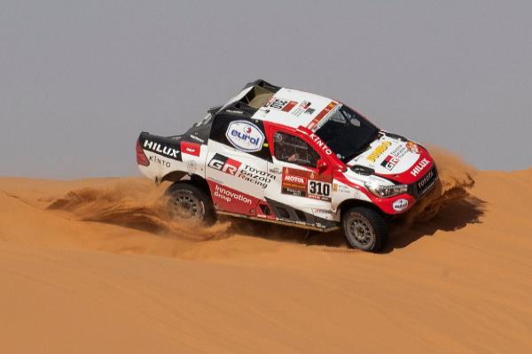 Wadi Al-dawasir (Saudi Arabia).- Spaniard <HIT>Fernando</HIT>...