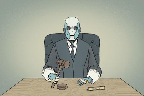 La era del juez robot: así están transformando la Justicia los sistemas de Inteligencia Artificial