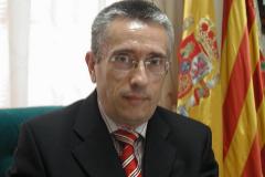 El alcalde de Polop asesinado en 2007, Alejandro Ponsoda.