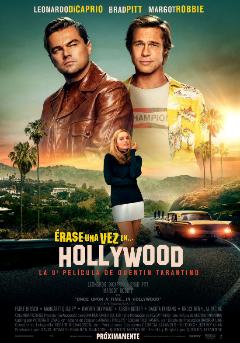 Érase una vez... en Hollywood