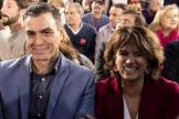 Sánchez coloca a la ministra de fiscal general para tomar el control  del 'procés'