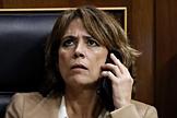 Dolores Delgado, la ruina de la dignidad democrática