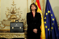 La ex ministra de Justicia, Dolores Delgado.