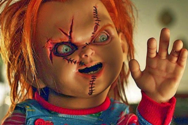 'Chucky', el muñeco diabólico.