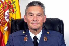 El teniente general del Ejército del Aire y nuevo jefe del Estado Mayor de la Defensa, Miguel Ángel Villarroya.