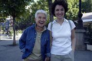 Las activistas Boti García Rodrigo (izqda.) y Beatriz Gimeno, en una imagen de archivo.