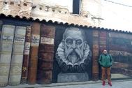 Juan Camacho en su último viaje por Castilla y León.