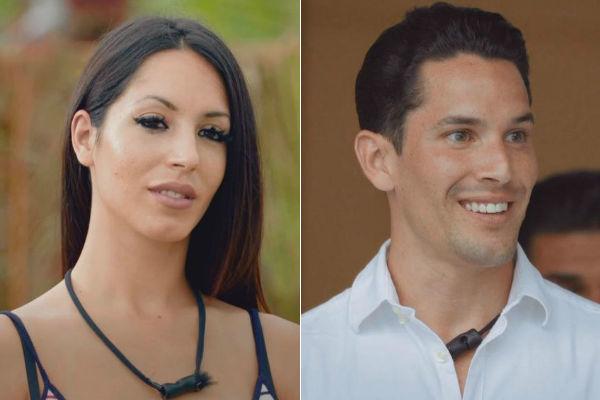 Melani y Bryan, primeros expulsados de La Isla de las Tentaciones