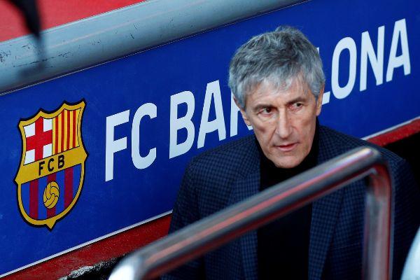 GRAFCAT9757. BARCELONA.- El nuevo entrenador del FC Barcelona, Quique...