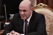 El candidato de Putin a 'premier', Mijail Mishustin.