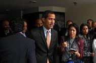 Paramilitares disparan contra los diputados enviados por Guaidó a la AN