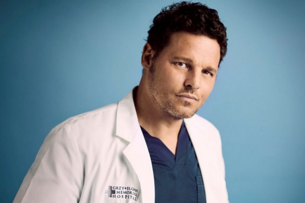 El actor Justin Chambers.