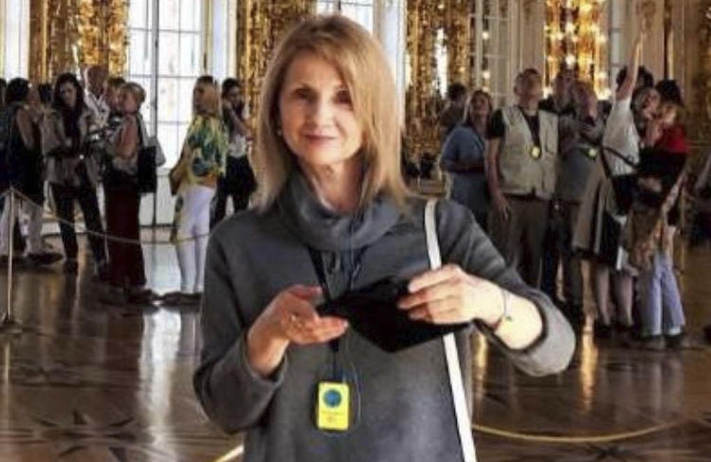 Olga Savenchuk, la mujer presuntamente asesinada por su pareja en...