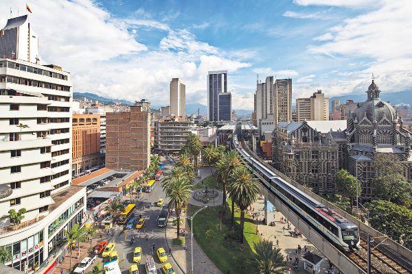 Medellín: entrar y salir del infierno a través de la arquitectura y el urbanismo