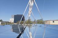 Los módulos de CSNI generan energía térmica y  no electricidad como la  fotovoltaica.