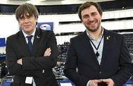 ¿Qué ocurre si el Parlamento Europeo levanta la inmunidad de Puigdemont y Comín?