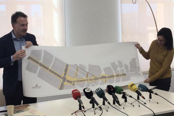 El nuevo proyecto de Valencia: la reforma de la avenida del Oeste