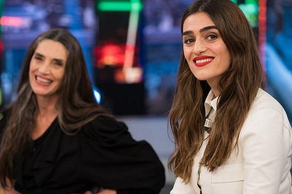 Ángela y Olivia Molina presentan La Valla en El Hormiguero.