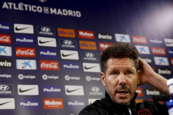 GRAF3456. MAJADAHONDA.- El entrenador argentino del Atlético de...