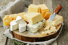 La primera suite temática del mundo para adictos al queso abre en Londres