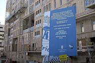 Promoción de viviendas protegidas en Madrid.