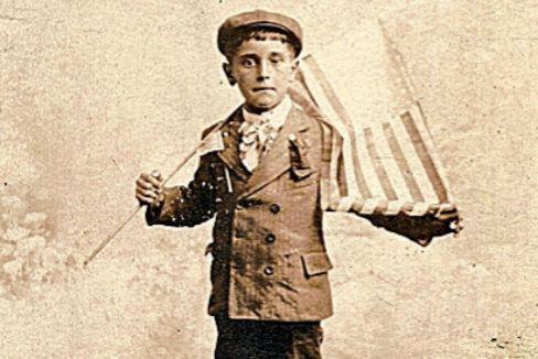 La olvidada historia del primer árbitro estadounidense que era en realidad un niño emigrante asturiano