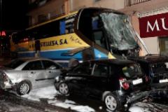 """Una niña muerta y su hermano crítico tras arrollarles un autobús: """"Ha sido una auténtica tragedia"""""""