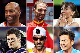 Sainz no está solo: otros deportistas que desafían a la edad