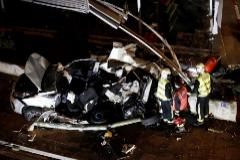 """Mueren dos hermanos, de 8 y 5 años, tras arrollarles un autobús: """"Ha sido una auténtica tragedia"""""""