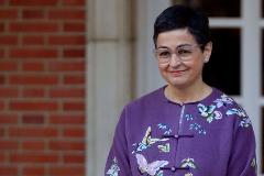 Arancha González Saya (50), ministra de Exteriores