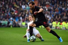 En directo, Real Madrid - Sevilla