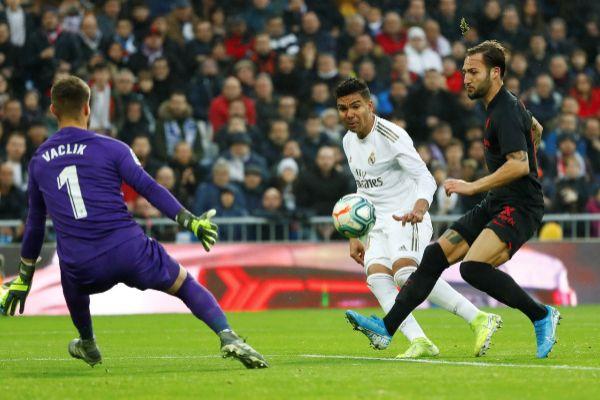 La Liga Santander - Real Madrid v Sevilla