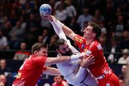 Men's 2020 EHF European <HIT>Handball</HIT> Championship - Main Round - Spain v Austria
