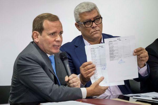 AME2877. CARACAS (<HIT>VENEZUELA</HIT>).- El diputado Alfonso Marquina...
