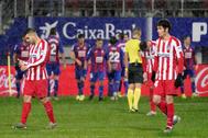 La Liga Santander - <HIT>Eibar</HIT> v Atletico Madrid