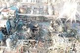 """Exigen """"seguridad""""  y """"respuestas"""" tras la  explosión en la planta y  la """"lamentable"""" gestión"""
