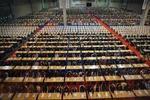 Más de 166.000 opositores se examinan para lograr uno de los 4.005 puestos ofertados por Correos