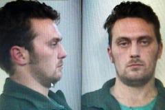Ficha policial de Igor El Ruso, alias de Norbert Beher.